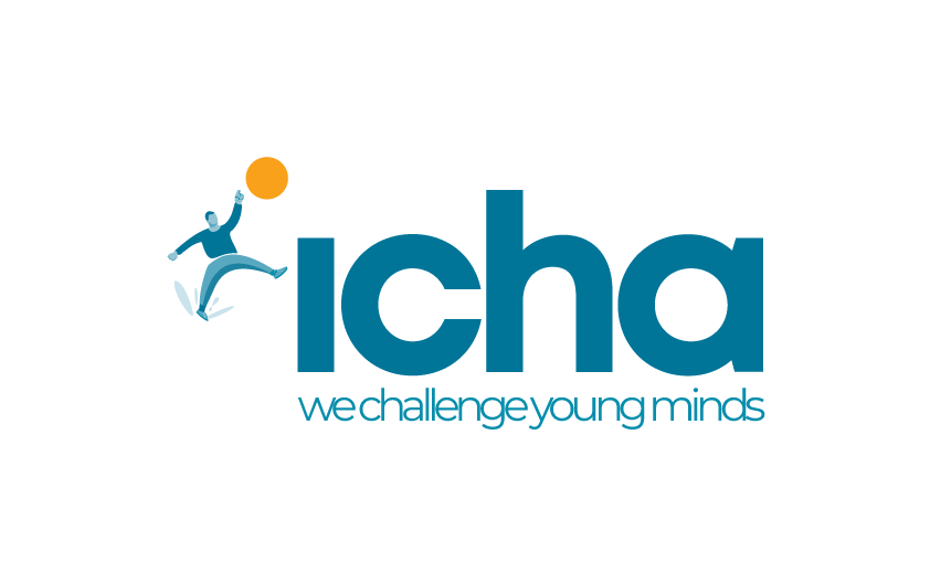 icha, ichallenge, logo, online studeren